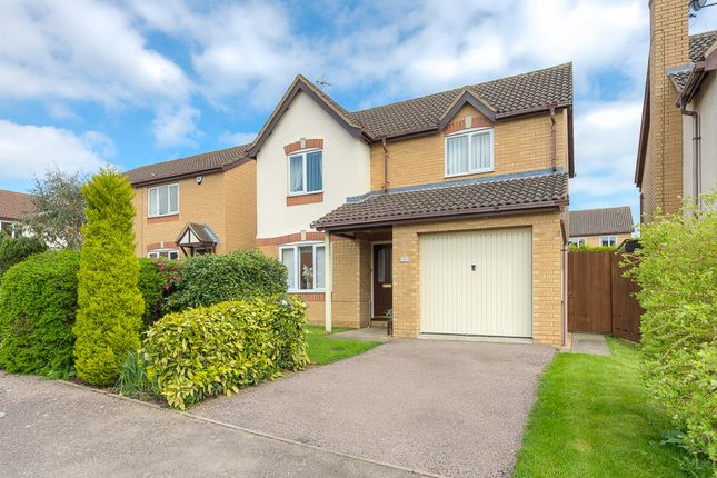 Thumbnail Detached house for sale in Spencer Close, Earls Barton