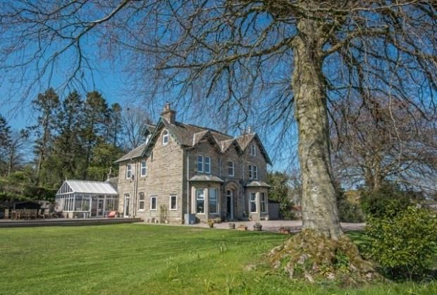 Thumbnail Flat for sale in Broomlands, Stirches Road, Hawick