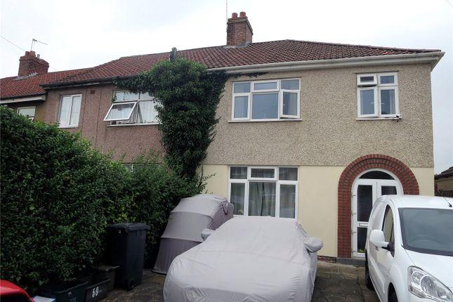 End terrace house in  Claverham Road  Fishponds  Bristol B Bristol