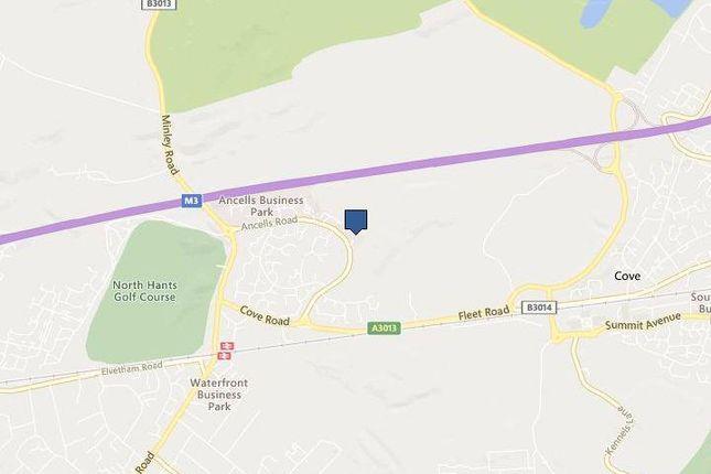 Property Map of Beech House, Ancells Road, Fleet GU51