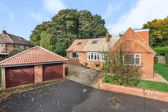 Thumbnail Detached house for sale in Allerton Grange Rise, Moortown, Leeds
