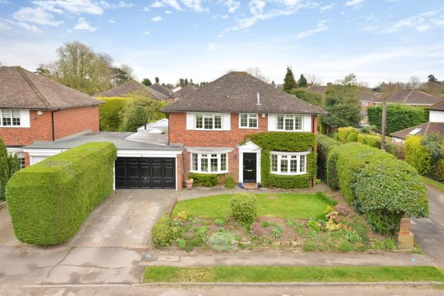 Thumbnail Detached house for sale in St. Georges Road, Bickley