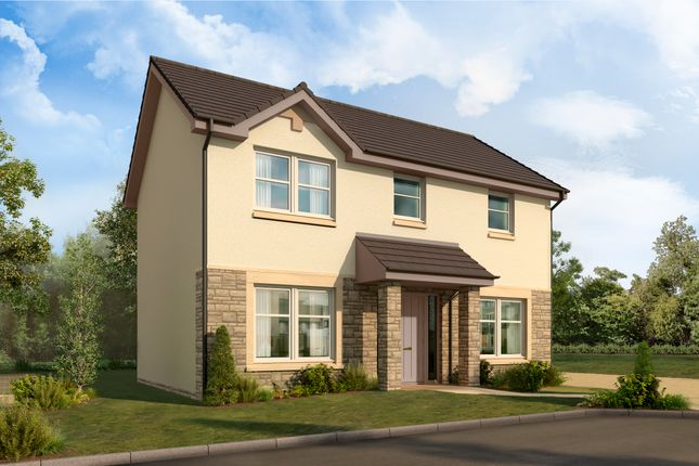 Thumbnail Detached house for sale in Pace Hill, Milnathort