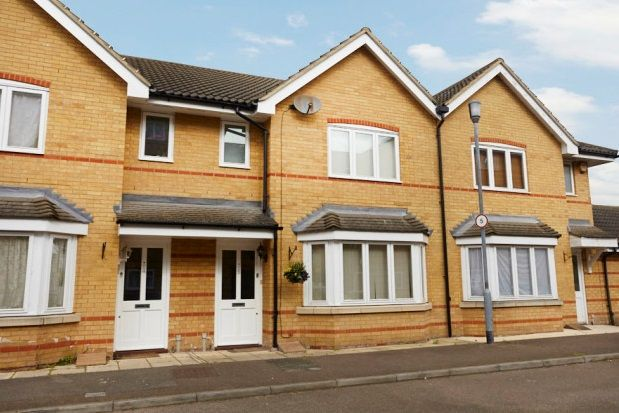 Thumbnail Terraced house to rent in Stanley Close, Eltham