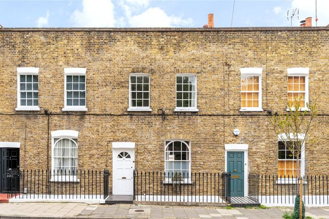 Thumbnail Terraced house for sale in Frome Street, London