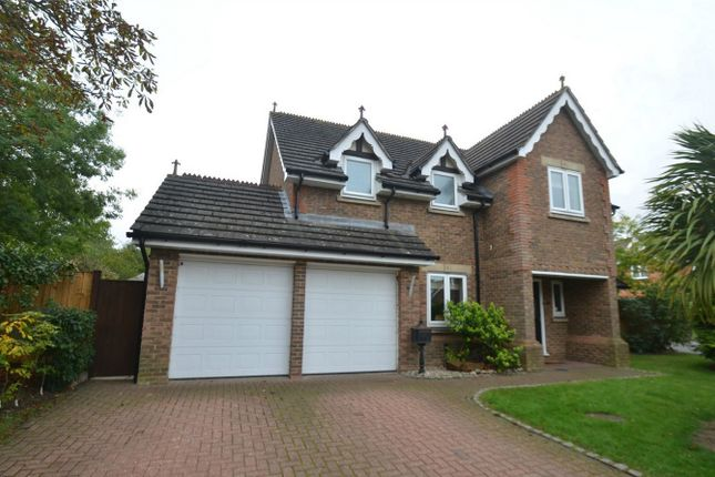 Thumbnail Detached house for sale in Wilks Gardens, Shirley, Croydon