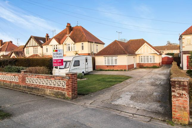 Thumbnail Detached bungalow for sale in Ipswich Road, Colchester