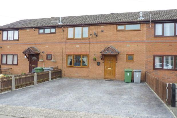 Thumbnail Property to rent in Norfolk Close, Prenton