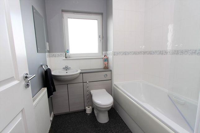 Bathroom of 10 Bramble Close, Slackbuie, Inverness IV2