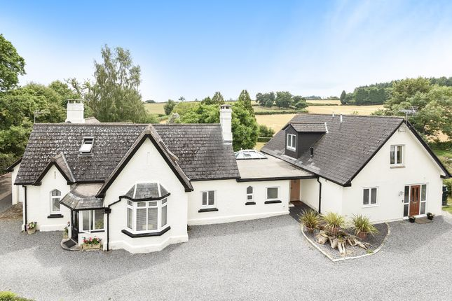 Thumbnail Detached house for sale in Teigngrace, Newton Abbot