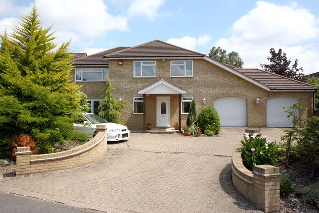 Thumbnail Detached house for sale in Upper Crabbick Lane, Denmead, Waterlooville