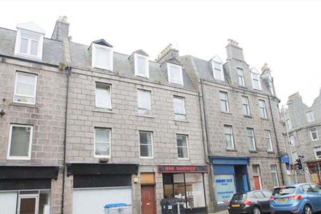 Thumbnail Flat for sale in Victoria Road, Torry, Aberdeen
