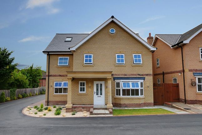 Thumbnail Detached house for sale in Jameson Keep, Heads Lane, Hessle, East Yorkshire