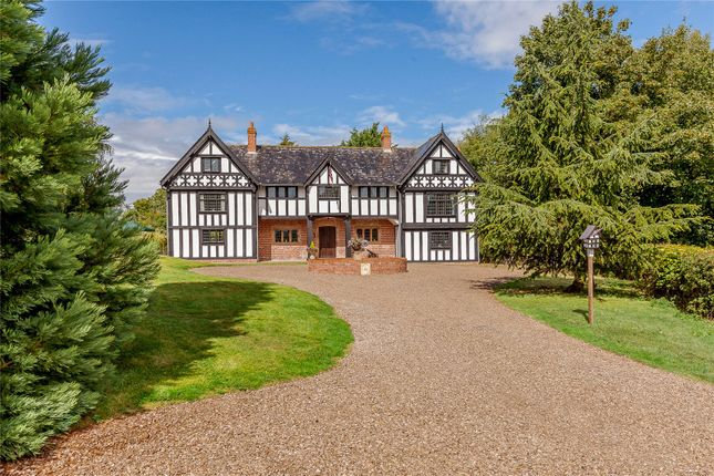 Thumbnail Detached house for sale in Brynore, Criftins, Ellesmere, Shropshire