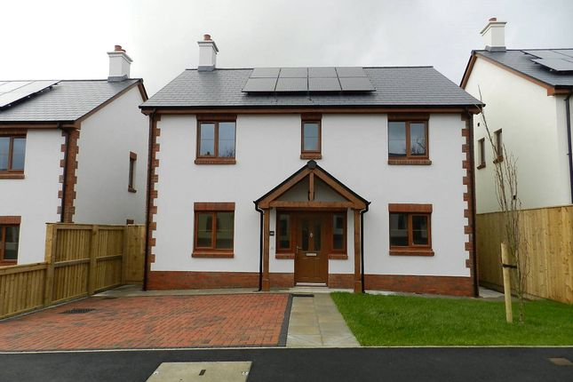 Detached house for sale in Plot 44, The Picton, Ashford Park, Crundale