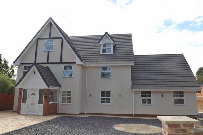 Thumbnail Detached house for sale in Hooton Road, Hooton, Ellesmere Port