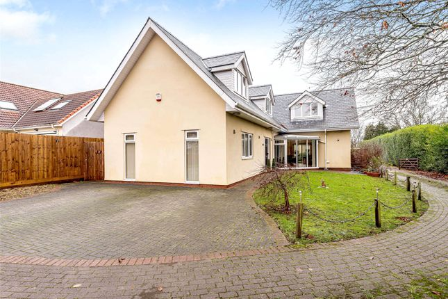 4 bed detached house for sale in Marshfield Road, Marshfield, Cardiff CF3