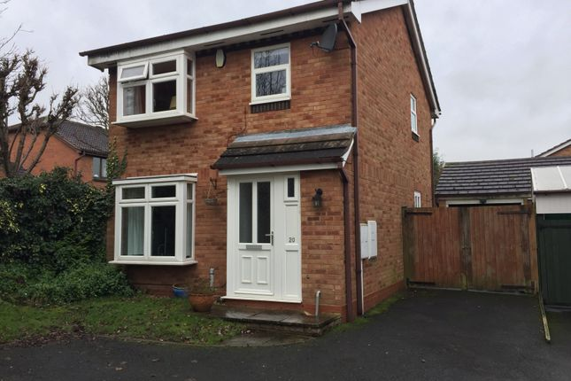 Thumbnail Detached house to rent in Sunbury Avenue, Lichfield