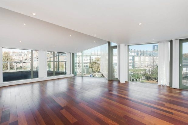 Thumbnail Flat to rent in Crystal Wharf, Graham Street