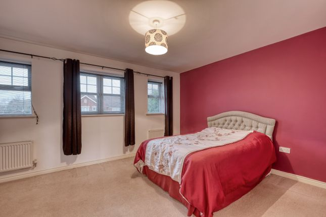 Master Bedroom of Jackfield Close, Matchborough East, Redditch B98