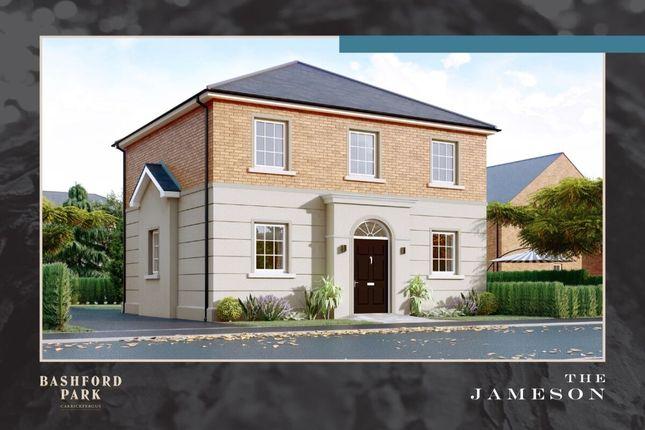 3 bed detached house for sale in Bashford Park, Carrickfergus BT38