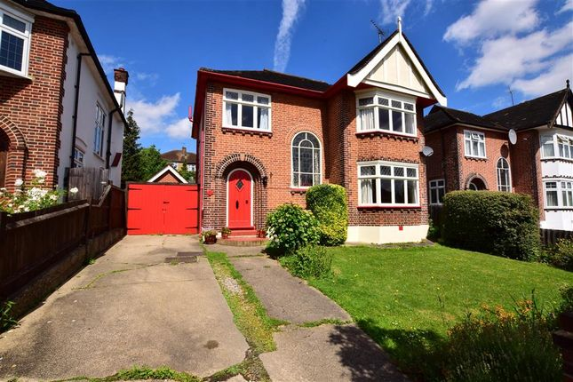 Thumbnail Detached house for sale in Worcester Crescent, Woodford Green, Essex