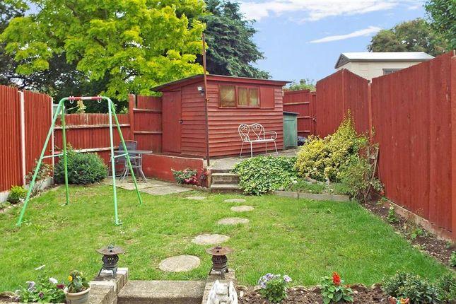 Thumbnail Terraced house for sale in Chestnut Road, Dartford, Kent
