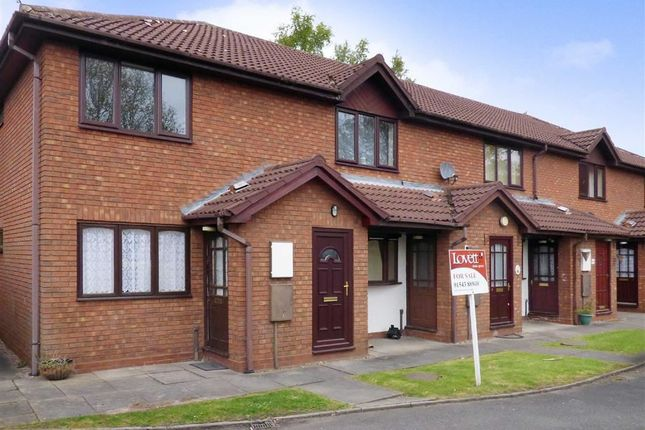 Thumbnail Flat for sale in Lancaster House, Cannock, Staffordshire