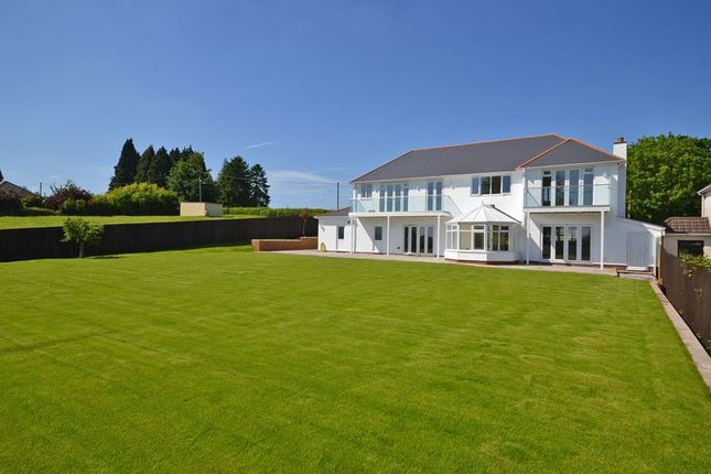 Thumbnail Detached house for sale in Incredible Luxury Property, Sluvad Road, New Inn