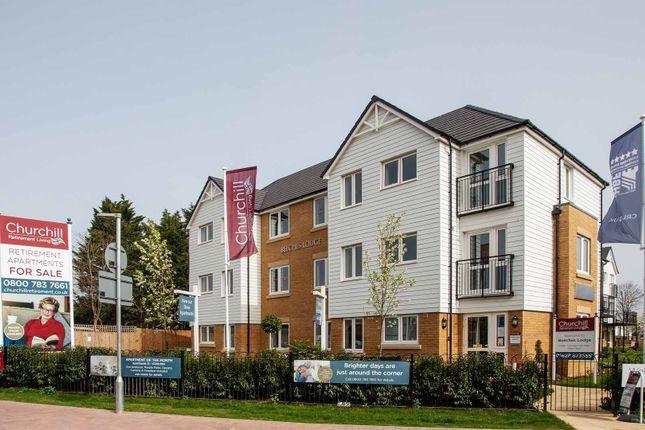 Thumbnail Flat for sale in 1-46 Reedham Road, Burnham