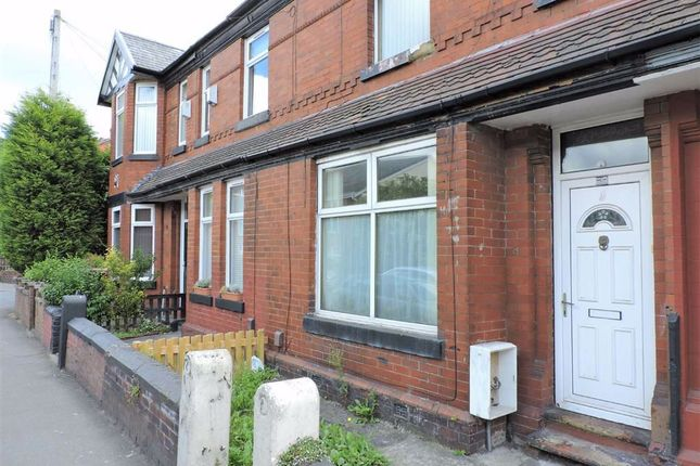 Thumbnail Terraced house for sale in Manor Road, Levenshulme, Manchester