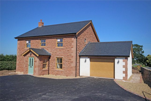 Thumbnail Detached house for sale in Swaledale House, New House, High Hesket, Carlisle, Cumbria