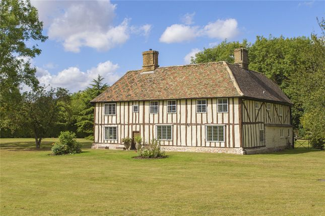 Thumbnail Detached house for sale in Station Road, Swaffham Prior, Cambridge