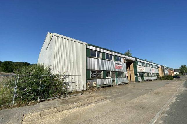 Industrial to let in G4.5 Treforest Industrial Estate, Pontypridd