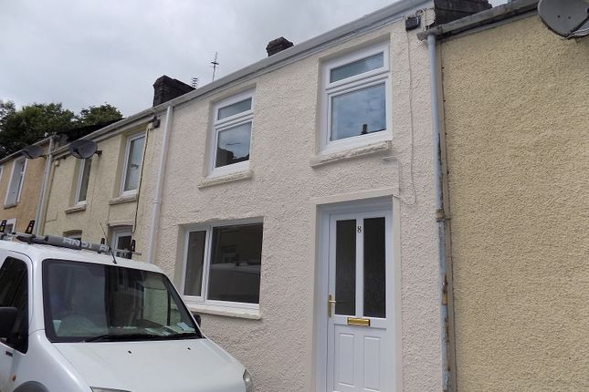 Thumbnail Terraced house for sale in Llynfi Street, Tondu, Bridgend.