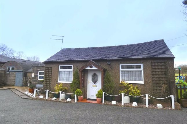 Thumbnail Detached bungalow to rent in Lower Berkhamsytch, Bottomhouse, Leek, Staffordshire