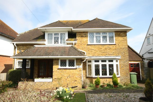 Thumbnail Detached house for sale in Sutherland Avenue, Bexhill On Sea