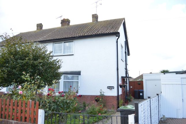 Semi-detached house for sale in Linksfield Road, Westgate-On-Sea