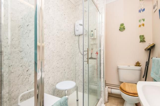 Shower Room of Exeter Road, Exmouth, Devon EX8
