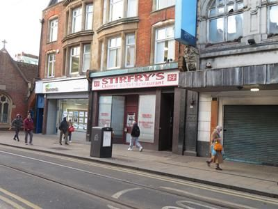 Thumbnail Restaurant/cafe to let in George Street, Croydon