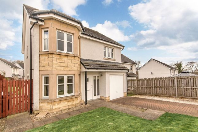 Thumbnail Detached house for sale in Roanshead Crescent, Easthouses, Dalkeith