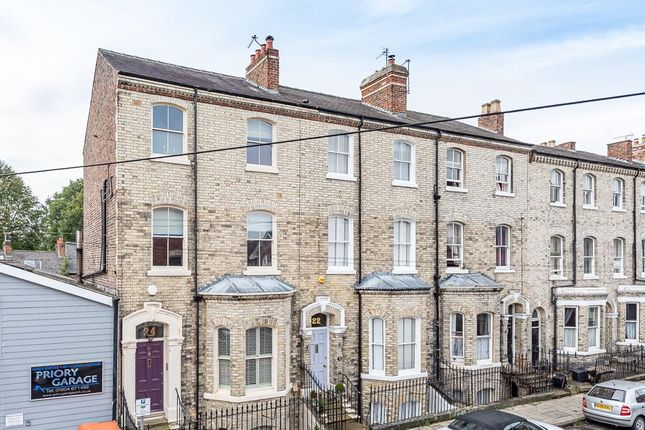 Thumbnail Property for sale in Priory Street, Bishophill, York