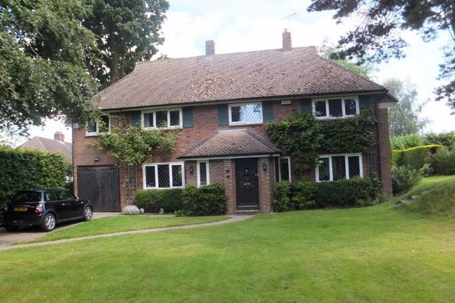 Thumbnail Detached house to rent in Dartford Road, Sevenoaks