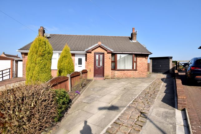 Thumbnail Semi-detached bungalow for sale in Heatons Grove, Westhoughton
