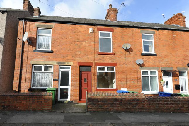 Thumbnail Terraced house to rent in Penmore Street, Hasland, Chesterfield