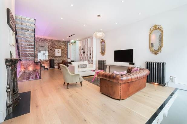 Thumbnail Property to rent in Prince's Mews, London