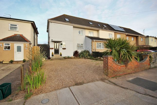 Thumbnail Semi-detached house for sale in Berechurch Road, Colchester, Essex
