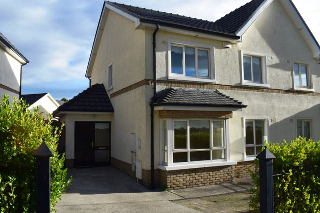 Thumbnail Semi-detached house for sale in 4 Kilmalum Avenue, Blessington, Wicklow