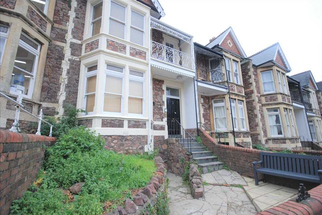 Thumbnail Terraced house to rent in Woodland Road, Bristol