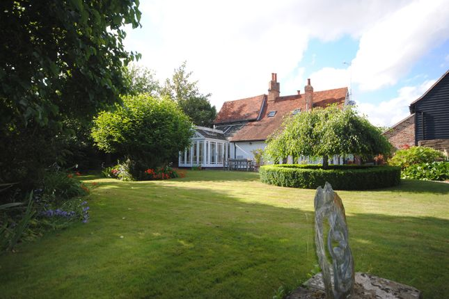Thumbnail Cottage for sale in Blasford Hill, Little Waltham, Chelmsford